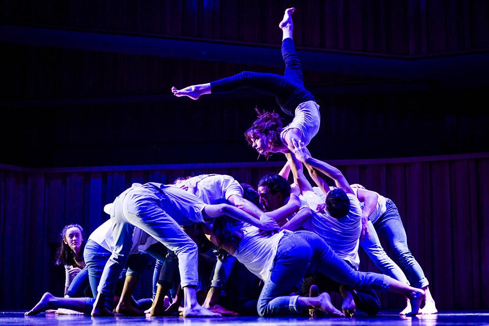 danza en emergencia